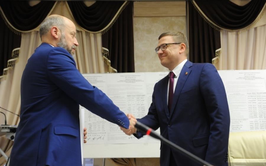 Алексей Текслер поблагодарил всех за поддержку на выборах