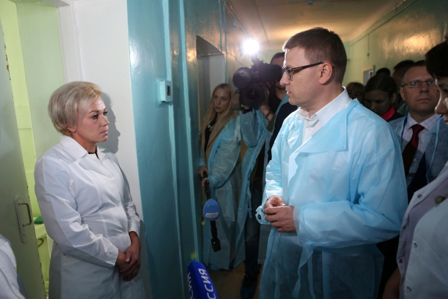В Челябинской области зарегистрирован первый случай заболевания коронавирусом